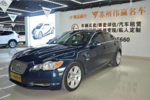 捷豹 XF  3.0 V6优质豪华型