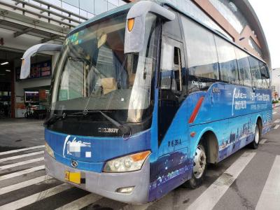 2012年6月 金龙 凯歌 2.8TK6豪华型柴油版SC28R图片