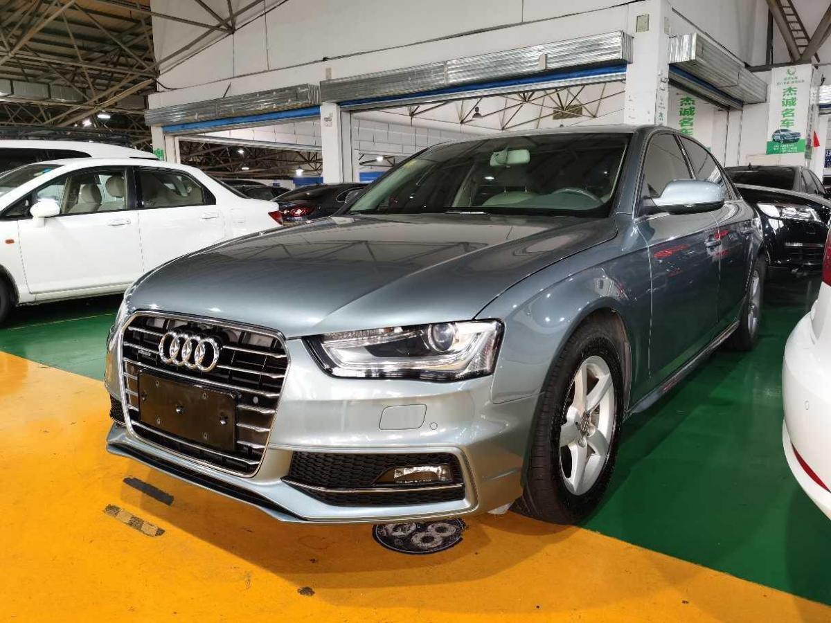 2012年12月 奥迪 奥迪A4L 35 TFSI 自动标准型图片