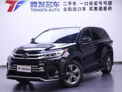 2019年5月 丰田 汉兰达 2.0T 四驱豪华版 7座图片