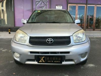 丰田 RAV4  2004款 2.0 五门