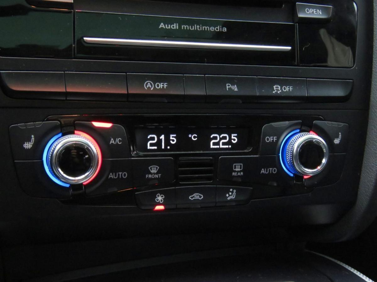 奥迪 奥迪A4  2014款 40 TFSI allroad quattro plus版图片