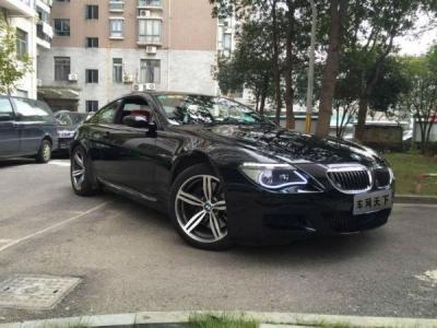 宝马 宝马M系  M6 双门轿跑车 5.0图片