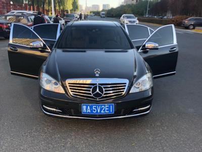 奔驰 奔驰S级  2012款 S 350 L Grand Edition