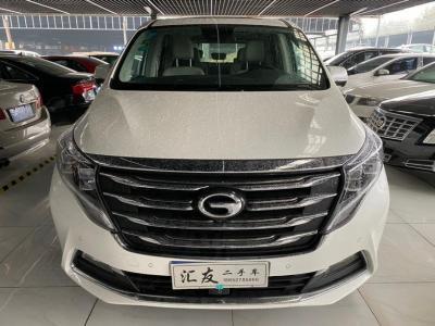 广汽传祺 GM8  2018款 320T 旗舰版