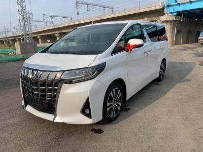 2019年6月 丰田 埃尔法(进口) 改款 3.5L 尊贵版图片