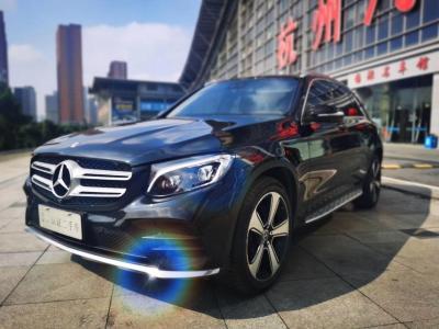2019年1月 奔驰 奔驰GLC  改款 GLC 300 4MATIC图片