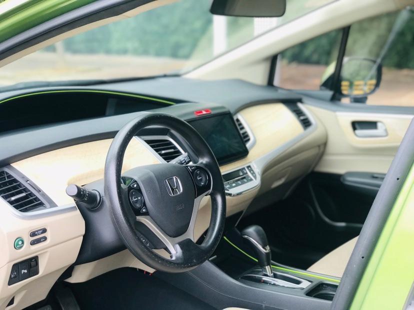 本田 杰德  2016款 1.8L 自动舒适版 5座图片
