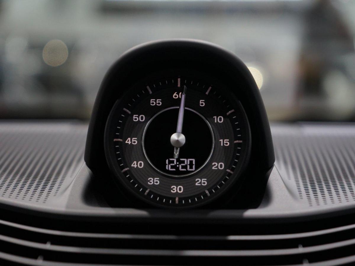 保时捷 Taycan  2019款 Taycan Turbo S图片
