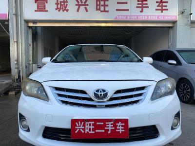 丰田 卡罗拉  2013款 特装版 1.6L 自动至酷型GL图片