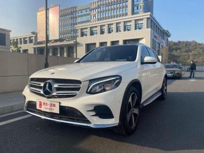 2019年1月 奔驰 奔驰GLC 改款 GLC 260 L 4MATIC 豪华型图片