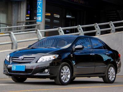 丰田 卡罗拉  2009款 1.6L 自动GL天窗特别版图片