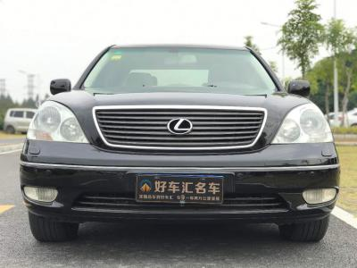2003年5月 雷克萨斯 LS  430图片