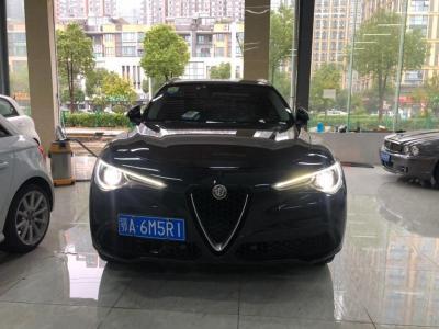 阿尔法·罗密欧 Stelvio  2017款 2.0T 200HP 豪华版