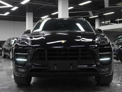 保时捷 Macan Macan Turbo 3.6T图片