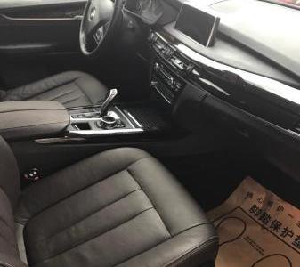 宝马 宝马X5 X5 xDrive35i 3.0T 领先型