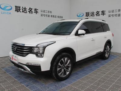 2018年5月 广汽传祺 GS8 320T 四驱豪华智联版图片