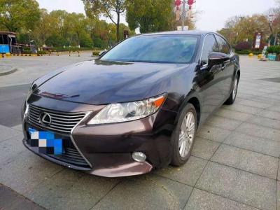 2012年11月 雷克萨斯 ES 250 豪华版图片