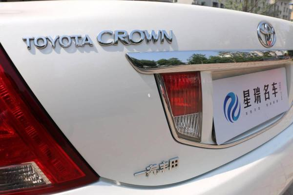 丰田 皇冠  2.5L 真皮天窗特别版图片