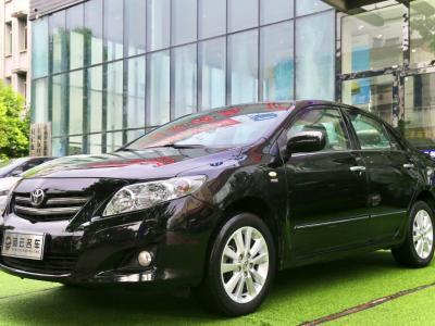 丰田 卡罗拉  2008款 1.8L 自动GL-i天窗特别版
