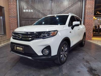 2019年11月 广汽传祺 GS3 235T 自动精英版图片