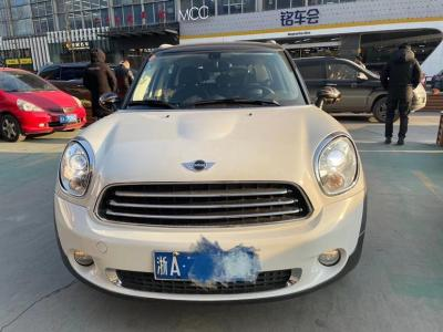 2011年6月 MINI COUNTRYMAN  1.6L COOPER Excitement图片