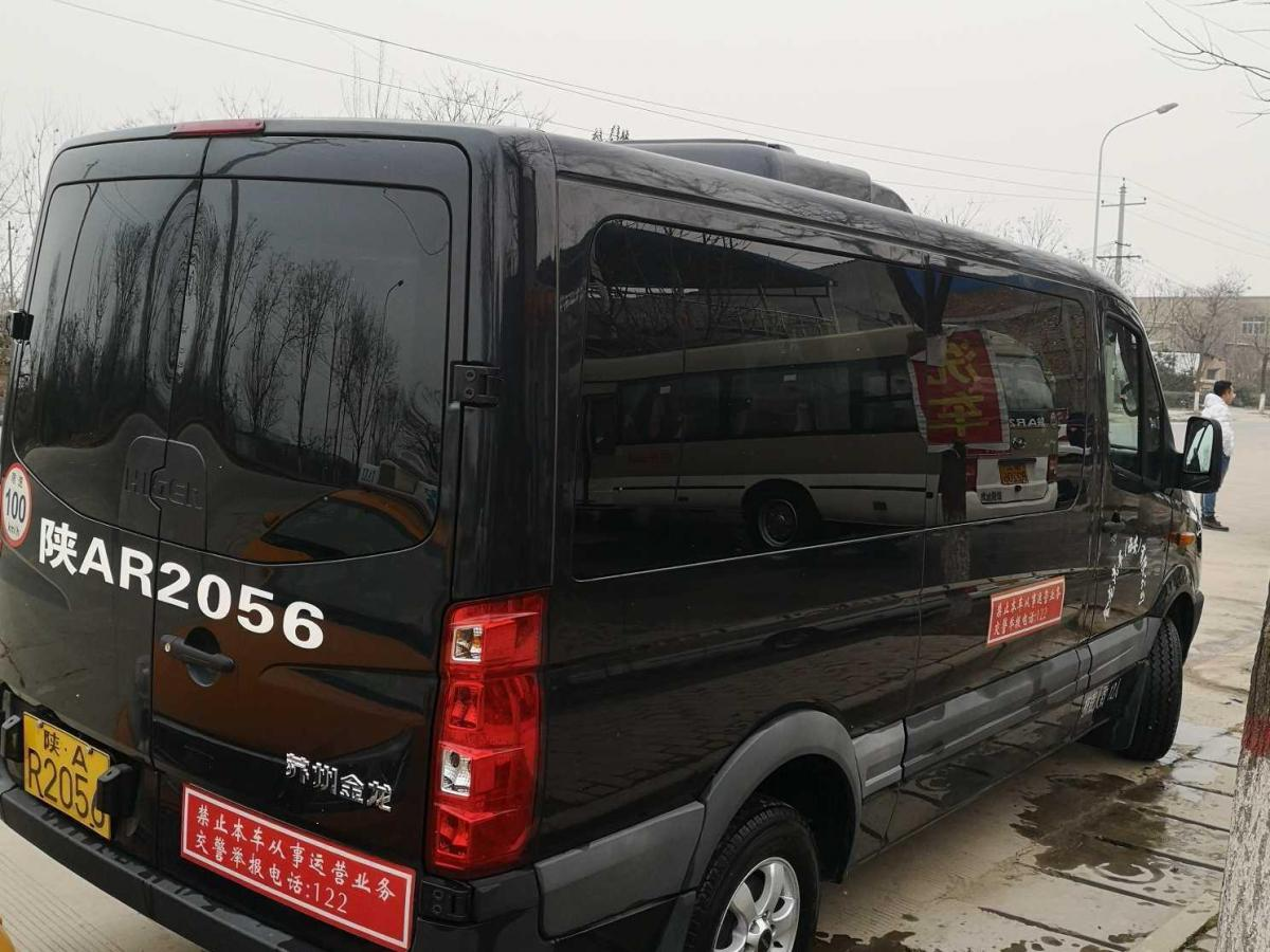 金龙 凯歌  2014款 2.8TK6豪华型柴油版SC28R图片