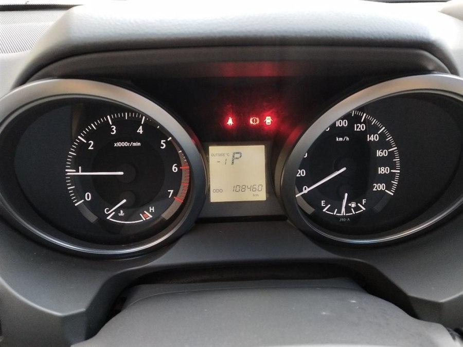 丰田 普拉多 4.0L中东版图片