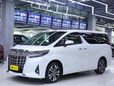 丰田 埃尔法(进口) 改款 3.5L 豪华版图片