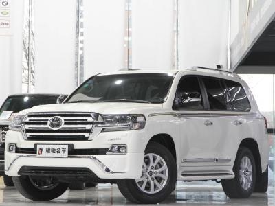 豐田 蘭德酷路澤 豐田 蘭德酷路澤(進口) 2018款 蘭德酷路澤 4.0L GX-R 八氣 真皮 大包圍(中東)