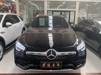 2019年12月 奔驰 奔驰GLC  改款 GLC 260 L 4MATIC 豪华型图片