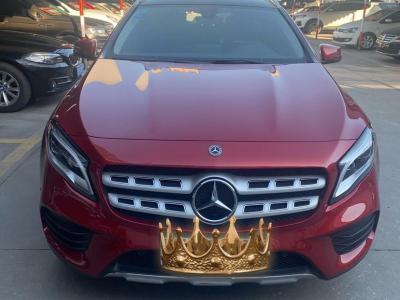 2019年10月 奔驰 奔驰GLA GLA 200 时尚型图片