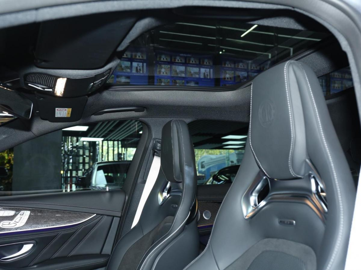 奔驰 奔驰E级AMG  2019款 AMG E 63 S 4MATIC+图片