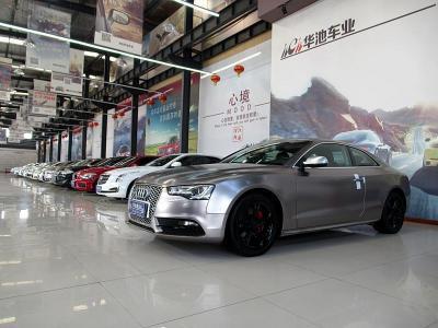 2013年2月 奥迪 奥迪A5(进口) Coupe 40 TFSI图片