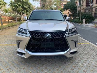 2019年1月 雷克萨斯 LX 570 尊贵豪华版图片