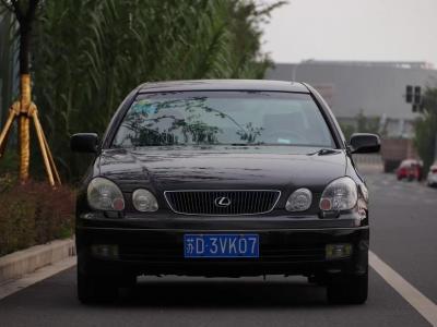 2003年7月 雷克萨斯 GS GS300图片