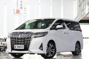 2019年2月 丰田 埃尔法  改款 3.5L 尊贵版图片