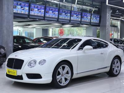 賓利 歐陸  2012款 4.0T GT V8