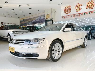 2013年4月 大众 辉腾(进口) 3.6L V6 4座加长Individual版图片
