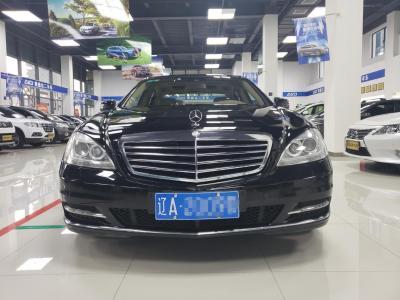 奔驰 奔驰S级  2012款 S 300 L 豪华型 Grand Edition