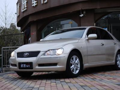 丰田 锐志  2007款 2.5S天窗版