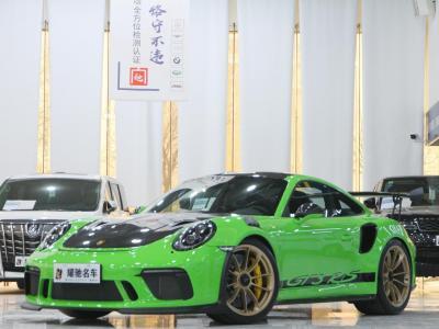 保時捷 911  2018款 GT3 RS 4.0L