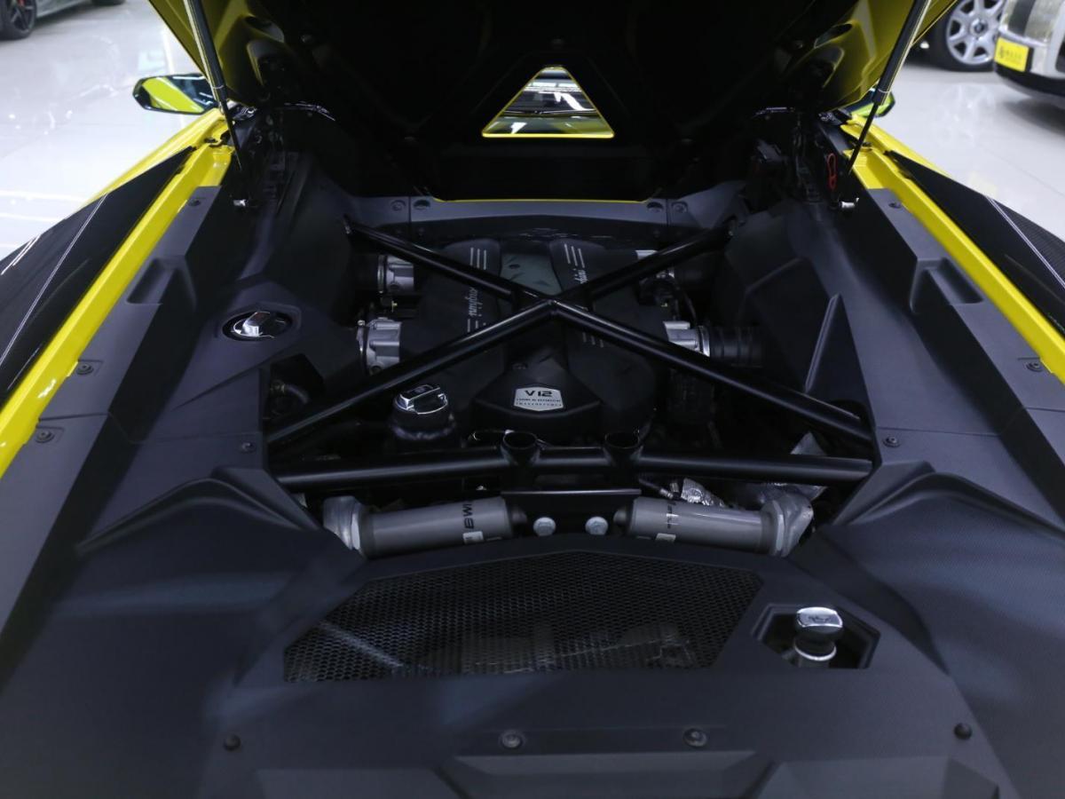 兰博基尼 Aventador  2018款 Aventador S Roadster图片