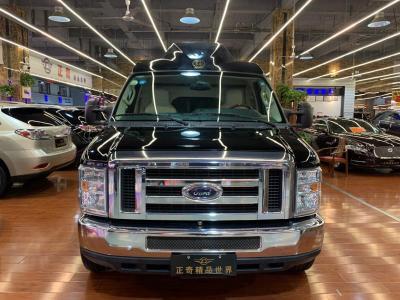 福特 E350  2011款 5.4L 铂金限量版