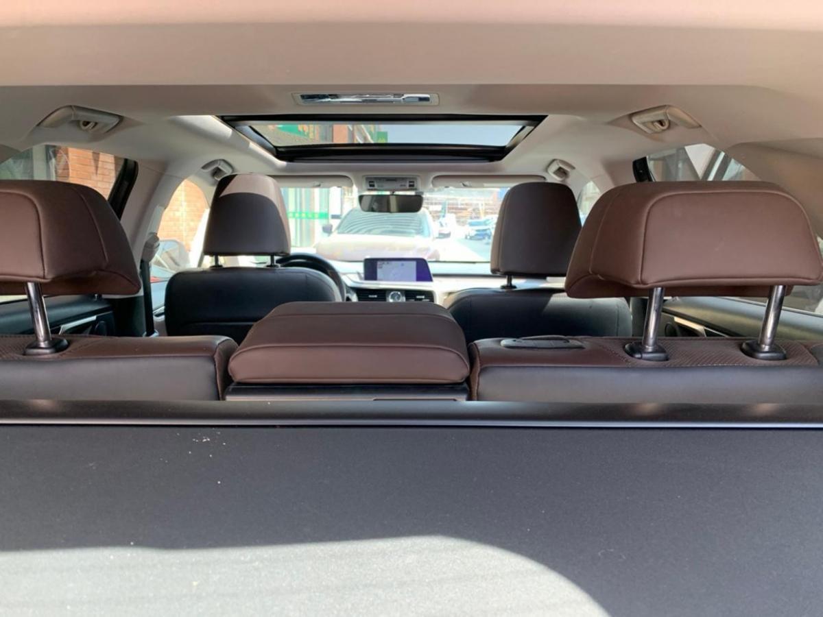 雷克萨斯 RX  2016款 300 四驱典雅版 国VI图片