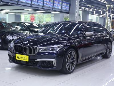 寶馬 寶馬7系  2018款 M760Li xDrive 卓越奢華版