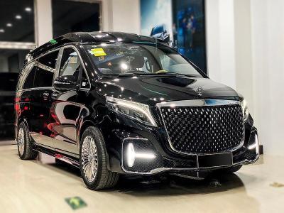 奔驰 V级  2020款 V 260 L 长轴距豪华版图片