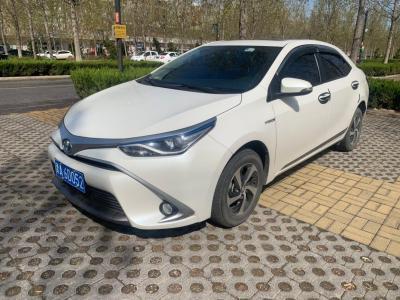 丰田 雷凌  2017款 改款双擎 1.8H GS CVT精英版 国V