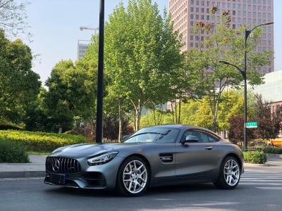 奔馳 奔馳AMG GT  2019款 AMG GT