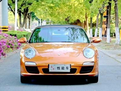 保时捷 911  2011款 Edition Style 3.6L 敞篷版
